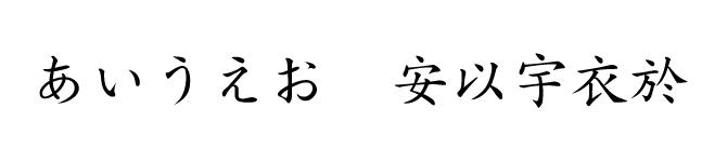 和文書体の種類まとめ