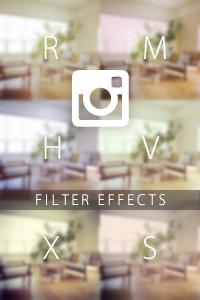 Instagramのフィルター効果について考える(2)