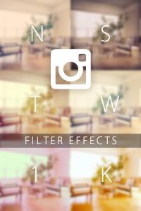 Instagramのフィルター効果について考える(4)