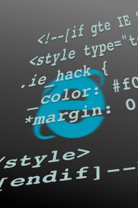 ウェブサイト制作時のIE対応まとめ(条件付コメント・CSSハック)