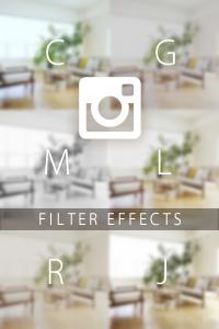 Instagramのフィルター効果について考える(5)