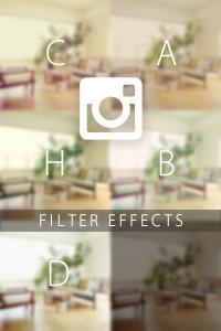 Instagramのフィルター効果について考える(6)