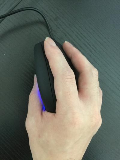 【レビュー】腱鞘炎になりかけたので人間工学マウスに変えてみました