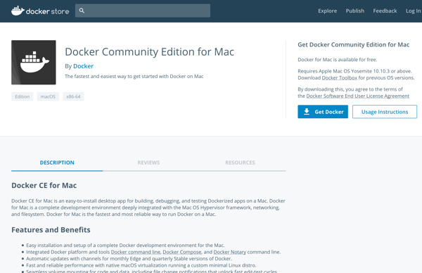 ローカル開発環境へのDocker導入の流れについてまとめ(インストール編)