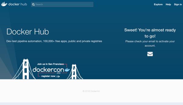ローカル開発環境へのDocker導入の流れについてまとめ(Docker Hubアカウント編)