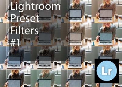 Lightroomで写真の色調変更に使うプリセットフィルターまとめ(Lightroom CC編:その1)