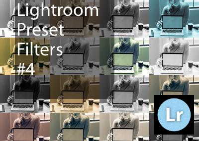 Lightroomで写真の色調変更に使うプリセットフィルターまとめ(Lightroom Classic CC編:その2)