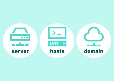 hostsファイルでテストサーバーにアップしたサイトをドメインで参照できるようにする