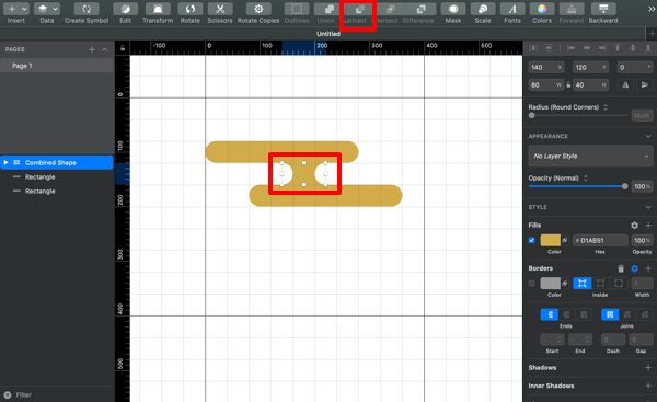 Sketchで和風デザインに使えるヱ霞文様を描いてみる