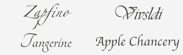 欧文タイポグラフィについて学んでみる【書体の種類と移り変わり】